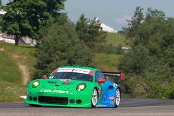#17 Team Falken Tire Porsche 911 GT3 RSR : Wolf Henzler, Bryan Sellers