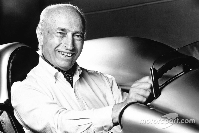 El gran Juan Manuel Fangio