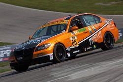 #65 Murillo Racing BMW 328i: Brent Mosing, Tim Probert
