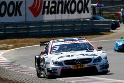 Paul di Resta, HWA AG Mercedes-AMG C 63 DTM