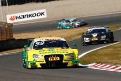 Mike Rockenfeller, Audi Sport Team Phoenix Audi RS5 DTM e Adrien Tambay, Audi Sport Team Abt Audi RS