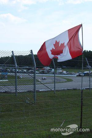 Bendera Kanada