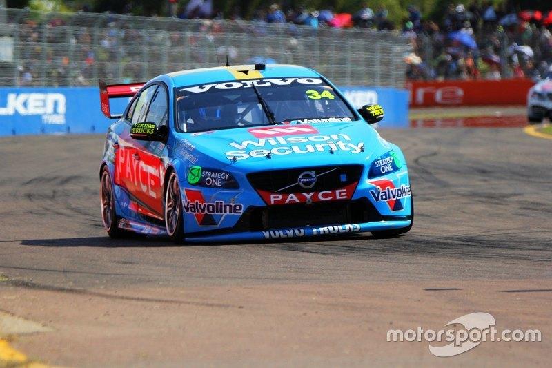 David Wall, Garry Rogers Motorsports Volvo