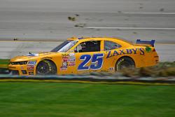 John Wes Townley, Athenia Motorsports Chevrolet en prolemas
