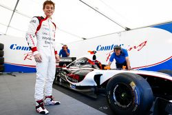 Louis Deletraz, Comtec Racing
