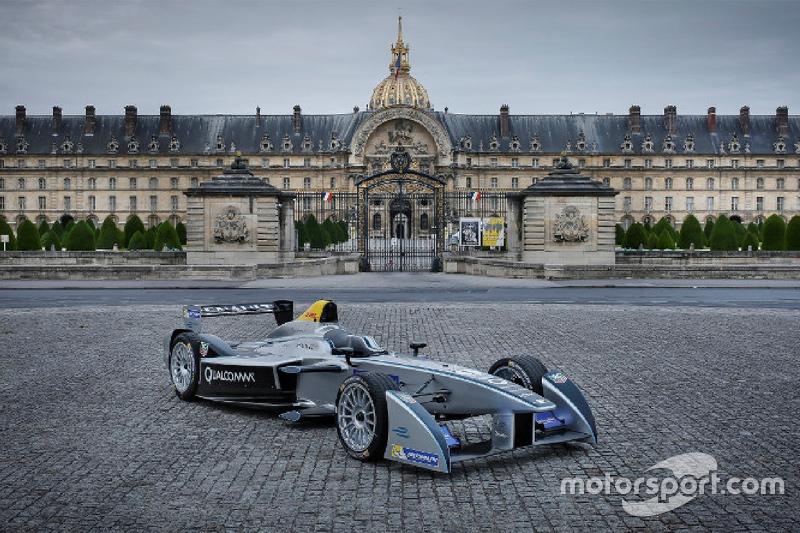 Le Formula E a Parigi