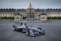 La Fórmula E en París
