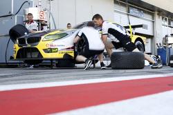 #52 BMW Team Marc VDS BMW Z4 : Andy Priaulx, Henry Hassid, Jesse Krohn