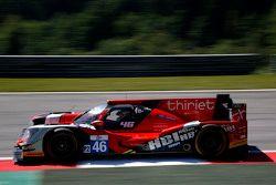 #46 Thiriet by TDS Racing Oreca 05 - Nissan : Pierre Thiriet, Ludovic Badey, Tristan Gommendy