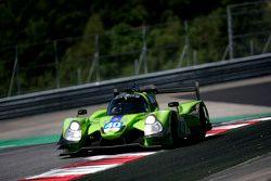 #40 Krohn Racing Ligier JS P2 - Judd : Tracy Krohn, Nic Jonsson, Julien Canal