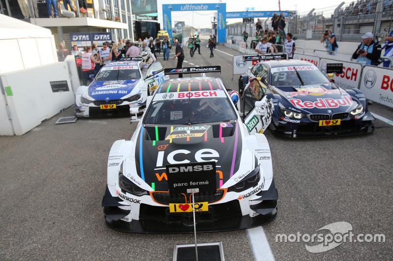 Переможець Марко Віттман, BMW Team RMG BMW M4 DTM
