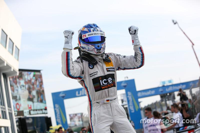 Winner Marco Wittmann, BMW Team RMG BMW M4 DTM
