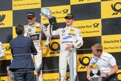 Третье место - Максим Мартен, BMW Team RMG BMW M4 DTM