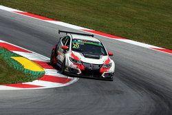 Igor Skuz, Honda Civic TCR, West Coast Racing