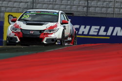 Igor Skuz, Honda Civic TCR, West Coast Racing