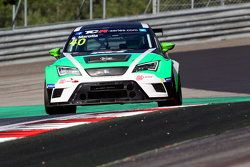 Gabriele Marotta, Seat Leon, Target Competition