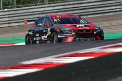 Daniel Nagy, Seat Leon, Zengo Motorsport