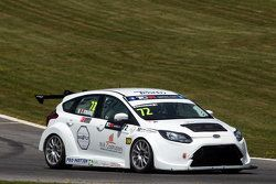 Diego Romanini, Ford Focus ST, ProTeam Racing
