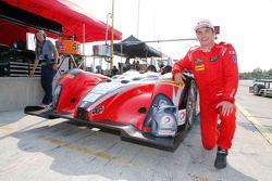 PC Polesitter #38 Performance Tech Motorsports ORECA FLM09: James French