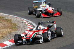 Felix Rosenqvist et Jake Dennis, Prema Powerteam Dallara Mercedes-Benz