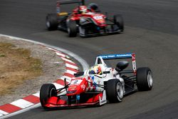 Jake Dennis and Lance Stroll, Prema Powerteam Dallara Mercedes-Benz