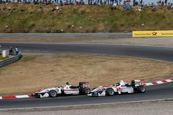Mahaveer Raghunathan, Motopark Dallara Volkswagen and Julio Moreno, ThreeBond with T-Sport Dallara N