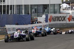 Вин Чун Чан и Пьетро Фиттипальди, Fortec Motorsports Dallara Mercedes-Benz