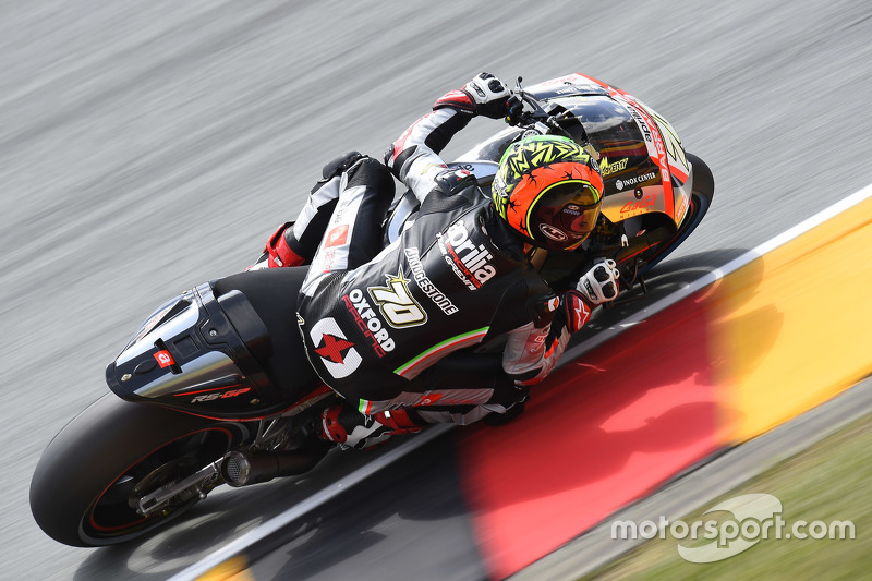 2015: Michael Laverty (Aprilia RS-GP)*