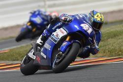 Aleix Espargaro et Maverick Viñales, Team Suzuki MotoGP