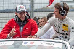 Эдоардо Мортара и Адриен Тамбэ, Audi Sport Team Abt Audi RS 5 DTM