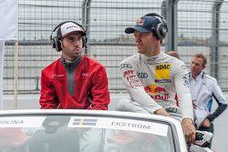 Miguel Molina und Mattias Ekström, Audi Sport Team Abt Sportsline, Audi RS 5 DTM