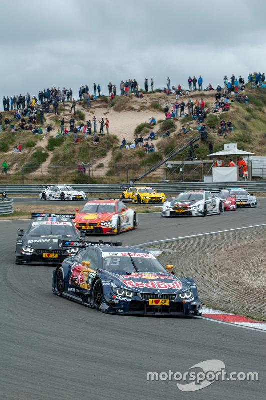 Старт: Антониу Феликс да Кошта, BMW Team Schnitzer BMW M4 DTM