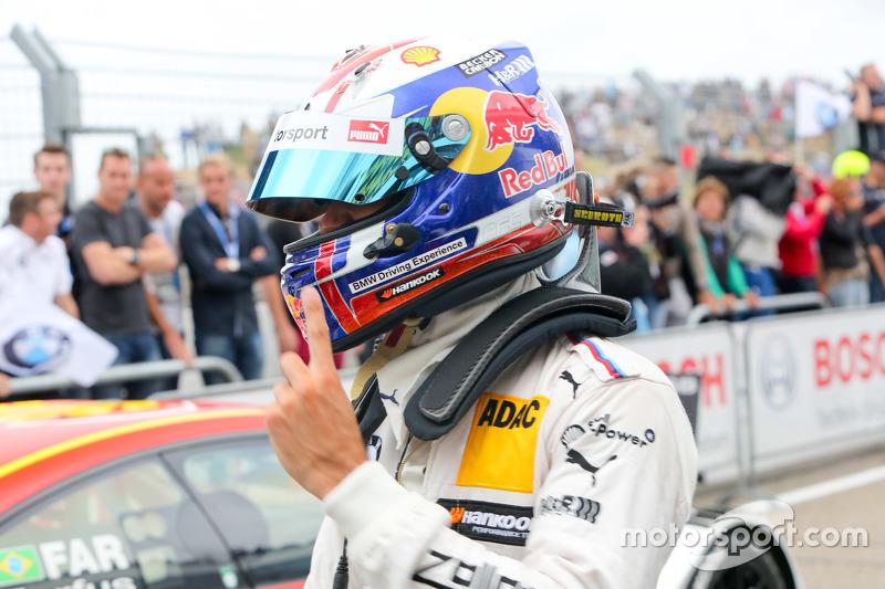 Переможець: Антоніо Фелікс да Коста, BMW Team Schnitzer BMW M4 DTM