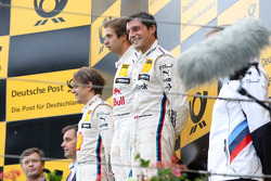 Augusto Farfus, BMW Team RBM, Antonio Felix da Costa, BMW Team Schnitzer e Bruno Spengler, BMW Team MTEK