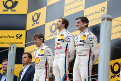 Augusto Farfus, BMW Team RBM, Antonio Felix da Costa, BMW Team Schnitzer e Bruno Spengler, BMW Team