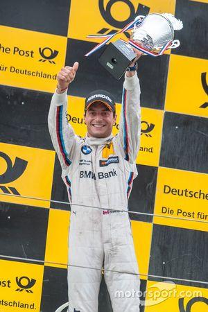 Третье место - Бруно Спенглер, BMW Team MTEK BMW M4 DTM