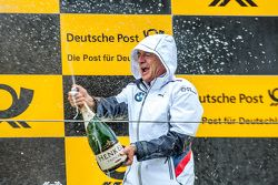 BMW Team Schnitzer team boss Charly Lamm