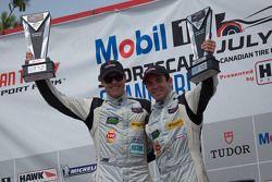 PC ikinci #16 BAR1 Motorsports Oreca FLM09: Sean Rayhall, John Falb