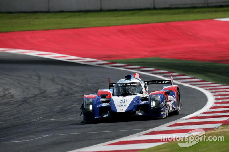 #37 SMP Racing BR01 Nissan: Mikhail Aleshin, Kirill Ladygin, Anton Ladygin