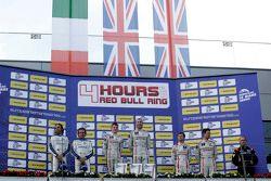 LMP3 podium: raceJuara balapanChris Hoy, Charlie Robertson
