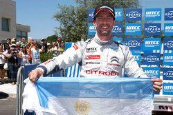 El ganador, José María López, Citroën C-Elysée WTCC, Citroën World Touring Car team