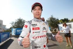 El ganador, Ma Qing Hua, Citroën C-Elysée WTCC, Citroën World Touring Car team