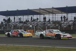 Facundo Ardusso, Trotta Competicion Dodge and Luis Jose di Palma, Inde car Racing Torino