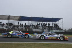 Lionel Ugalde , Ugalde Competicion Ford, dan Martin Ponte, RUS Nero53 Racing Dodge