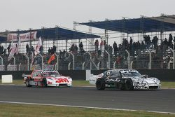 Laureano Campanera, Donto Racing Chevrolet and Mariano Werner, Werner Competicion Ford
