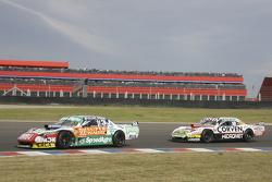 Facundo Ardusso, Trotta Competicion Dodge and Juan Marcos Angelini, UR Racing Dodge