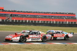 Matias Rossi, Donto Racing Chevrolet and Guillermo Ortelli, JP Racing Chevrolet
