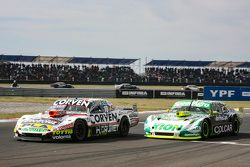 Juan Marcos Angelini, UR Racing Dodge and Agustin Canapino, Jet Racing Chevrolet