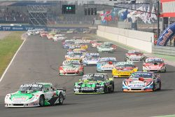 Santiago Mangoni, Laboritto Jrs Torino and Mauro Giallombardo, Maquin Parts Racing Ford and Christia
