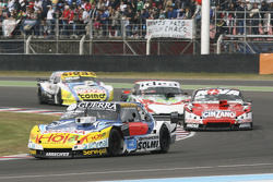 Luis Jose di Palma, Inde car Racing Torino, Matias Rossi, Donto Racing Chevrolet, Norberto Fontana, Laboritto Jrs Torino e Mauricio Lambiris, Coiro Dole Racing Torino